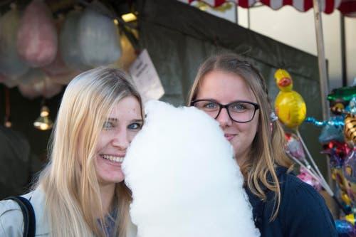 St. Gallen - OLMA Besucher Stimmungsbilder Bildergalerie OnlineJahrmarkt (Bild: Ralph Ribi)