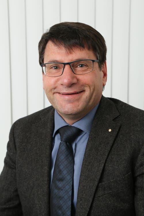 Cornel Egger (CVP), Oberuzwil, 100%-Pensum, 100%-Lohn = 206'192 Franken. (Bild: pd)