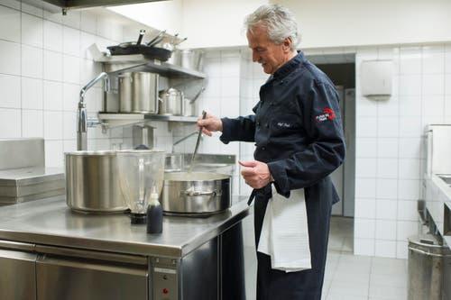 Gassenküche (Bild: Coralie Wenger)