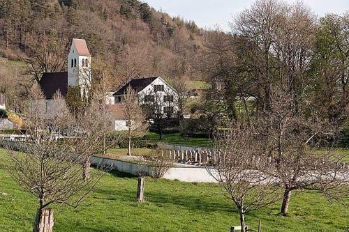 Gretschins, Wartau. (Bild: Marcel Steiner)