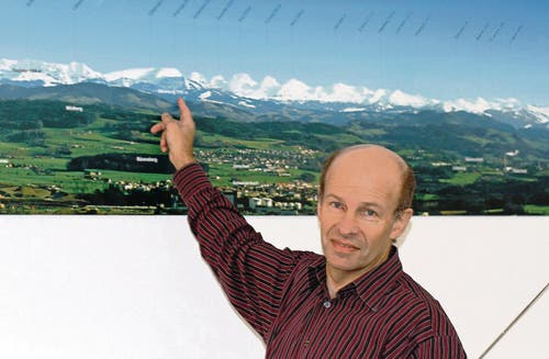 Stefan Frei (FDP), Jonschwil, 100%-Pensum, 100%-Lohn = 184'700 Franken. (Bild: Philipp Stutz)