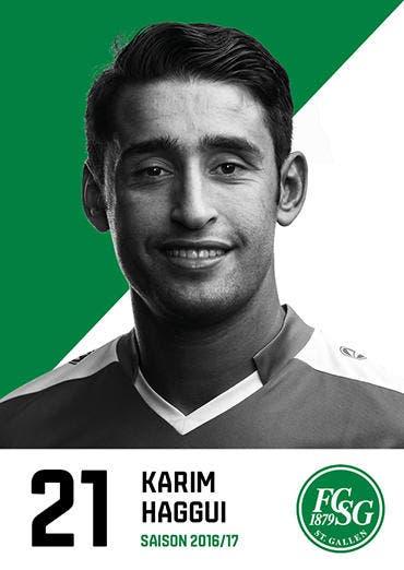 Karim Haggui: Note 3. Rettet einmal vor Vilotic, doch auch der Tunesier hat GC-Stürmer Dabbur im Zentrum nie im Griff. Wenigstens ein Aggressivleader. (Bild: PD)