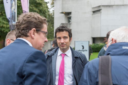 Der Ausserrhoder FDP-Ständerat Andrea Caroni. (Bild: Hanspeter Schiess)