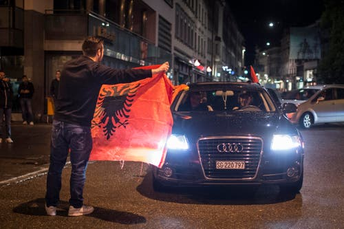Albanien - Rumänien (Bild: Benjamin Manser)