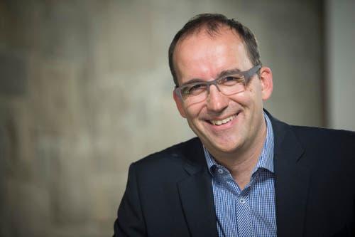 Lucas Keel (CVP), Uzwil, 100%-Pensum, 100%-Lohn = 206'000 Franken. (Bild: Ralph Ribi)