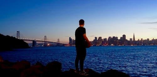 Die Skyline von San Francisco am Abend. (Bild: pd)