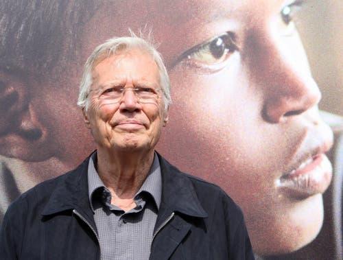 2013 wurde bekannt, dass Karlheinz Böhm an Alzheimer erkrankt ist. Er starb am 29. Mai im Alter von 86 Jahren in Grödig. (Bild: Keystone)