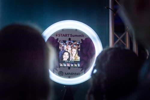 Start Summit 2018 (Bild: Michel Canonica)