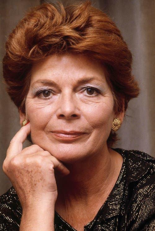 Portrait vom Oktober 1979. (Bild: Keystone)