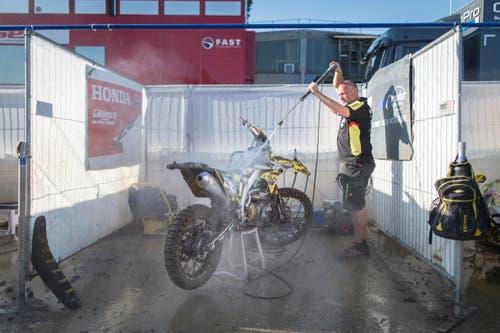 SCHWEIZ MOTOCROSS FRAUENFELD (Bild: Benjamin Manser)