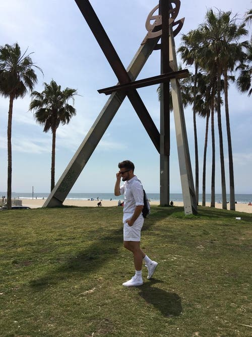 Am Venice Beach in Los Angeles. (Bild: pd)