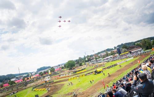 MXGP Samstag (Bild: Andrea Stalder)
