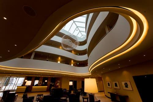 Mit dem Bau war der Rheintaler Architekt Carlos Martinez beauftragt. (Bild: Michel Canonica)