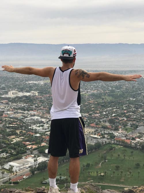 Aussicht über Palm Springs. (Bild: pd)