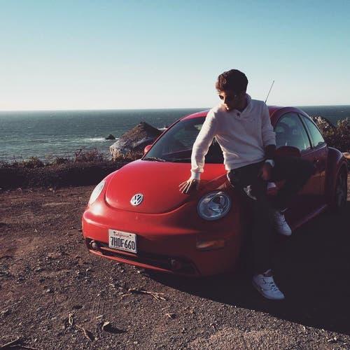 Auf dem Highway 1 von Kalifornien. (Bild: pd)