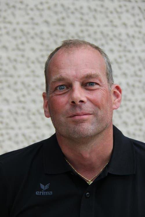 Roland Primus, Teambetreuer (Bild: HC Kriens-Luzern / Fabienne Krummenacher)