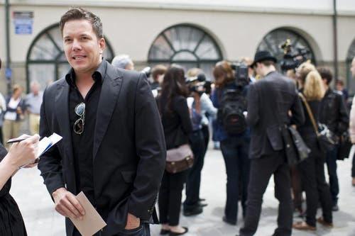 TV-Moderator Sven Epiney (Bild: Keystone)