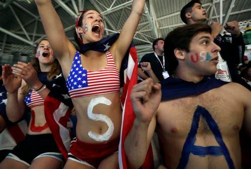Rio Olympics Fencing Women (Bild: Keystone)