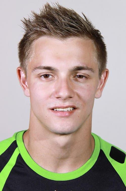 Adrian Blättler, Flügel links (Bild: HC Kriens-Luzern / Fabeinne Krummenacher)