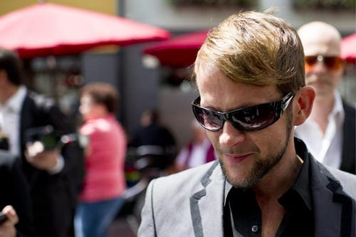 Der Schweizer Musiker Michael von der Heide. (Bild: Keystone)