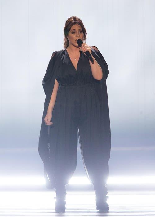 Niederlande: Die Sängerin Trijntje Oosterhuis. (Bild: GEORG HOCHMUTH)