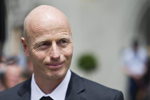 Ringier-CEO Marc Walder. (Bild: Keystone)