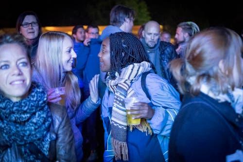 St. Gallen - Weihern Openair Festival Band Troubas Kater (Bild: Ralph Ribi)