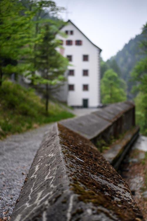 Altes Bad Pfaefers (Bild: Michel Canonica)