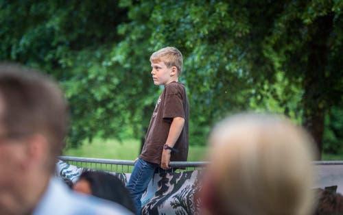 Am Konzert von Mundart-Rocker Trauffer in Frauenfeld (Bild: Andrea Stalder)