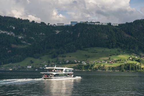 (Bild: Dominik Wunderli (Luzern, 24. Mai 2018))