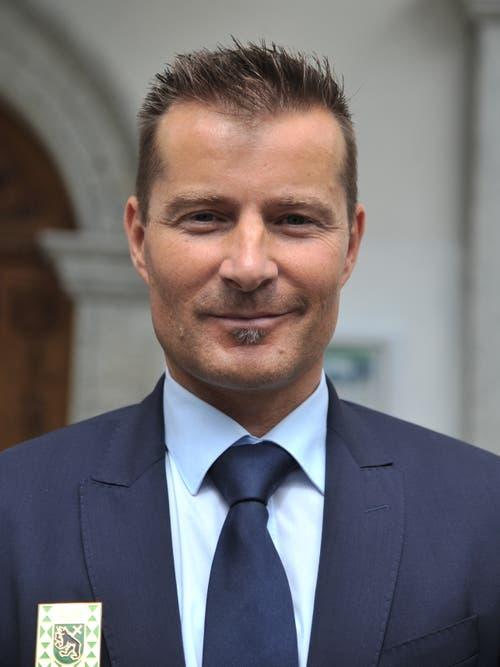 Markus Christen, neuer VR-Präsident des EW Ursern. (Bild: Urs Hanhart, Hospental, 27. Mai 2018)