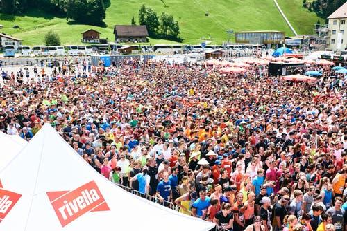 Tausende Teilnehmer gehen an den Start. (Bild: PD)