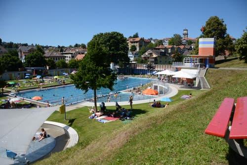 Schwimmbad Heiden (Bild: Karin Erni)