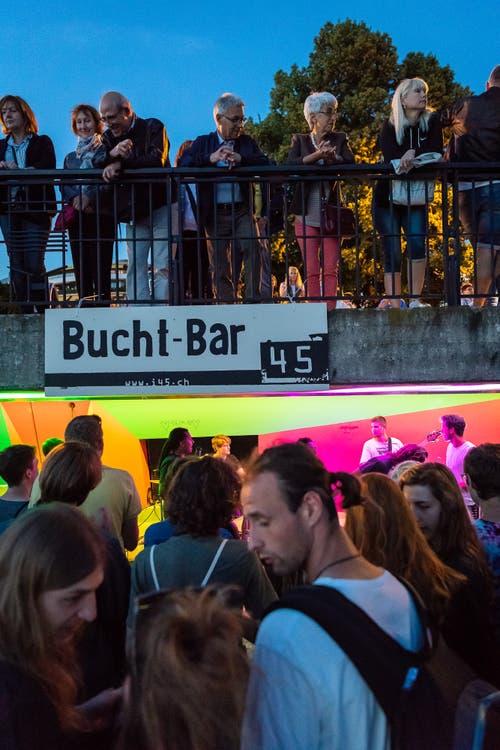 Die Buchtbar (Bild: Christian H. Hildebrand, 23. Juni 2018).