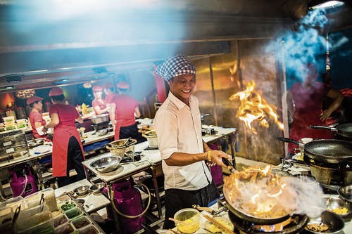 In Vietnam sagt man nicht: «Wie geht's?» Sondern: «Hast du schon gegessen?»