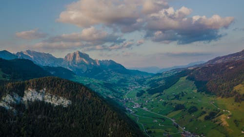 Blick auf Wildhaus. (Bild: Renato Maciariello)