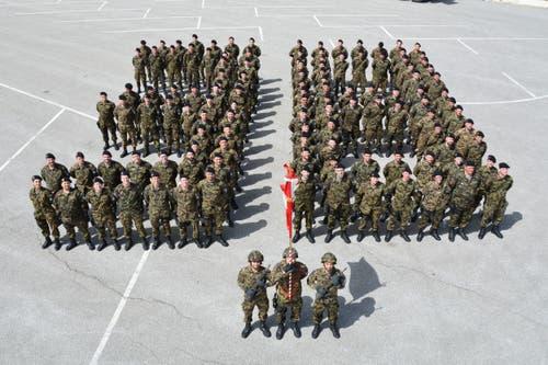 Major Martin Burch ist nach einer dreimonatigen Ausbildung bei Swissint in Oberdorf seit April 2018 im Kosovo für Swisscoy im Einsatz. Die SWISSCOY ist seit 1999 im Kosovo im Einsatz, aktuell mit dem 38. Kontingent. (Bild: PD)