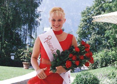 Die Rosenkönigin von 1999
