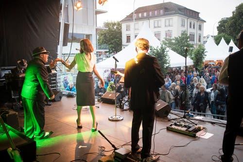 Band Tears for Beers. (Bild: Ralph Ribi)