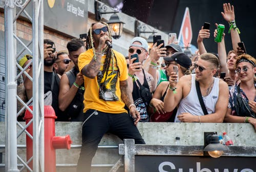 Ty Dolla Sign (Bild: Reto Martin)