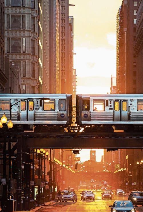 Downtown stehen Bauten vieler Architekturpioniere. (Bild: Adam Alexander, Choose Chicago)