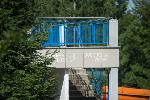 Für die Planung der Sanierung beantragt der Stadtrat beim Parlament einen Projektierungskredit von 870'000 Franken. (Bild: Dominik Wunderli, 17. August 2018)