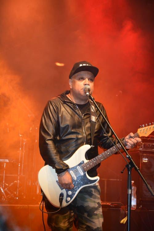 Paolo Mendoza: Rockimport aus Schweden.
