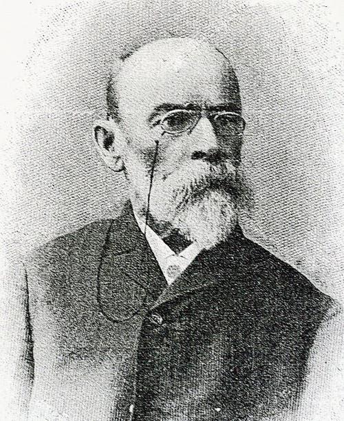 Vor 100 Jahren starb der Kunstmaler Jakob Lorenz Rüdisühli.