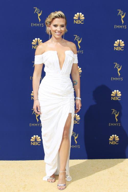 Scarlett Johansson. (Bild: EPA/Nina Prommer, 17. September 2018)