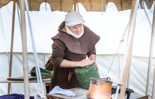 Pfyn TG - Impressionen vom Mittelalter Festival Allartia Pfyn.