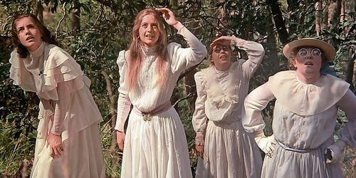 «Picnic At Hanging Rock».