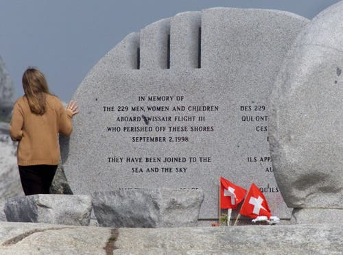 In kanadischen Halifax wurde eine Gedenkstätte errichtet. (Bild: Keystone)