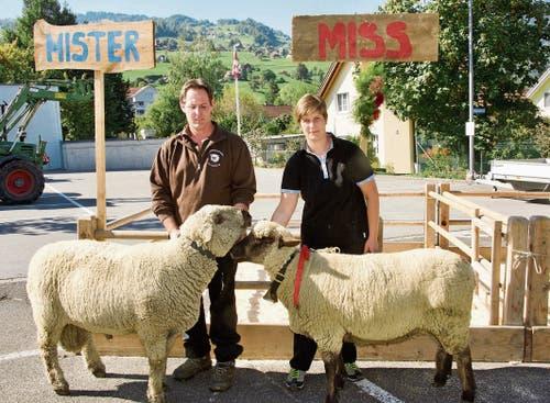 Mister und Miss von Markus und Bettina Eggenberger.