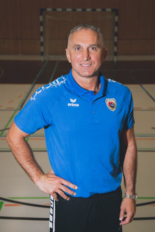 Goran Perkovac, Trainer (Bild: PD / Fabienne Krummenacher)